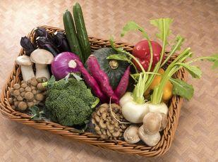 ごちそう野菜の朝ごはん 秋の新メニュー<朝食付き> 写真