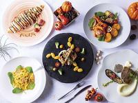 ☆彩り豊かな秋の収穫祭☆ レストラン『コーラル テーブル』