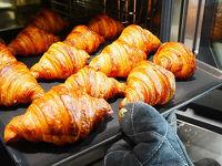 「ルボンヴィーヴル」の朝食