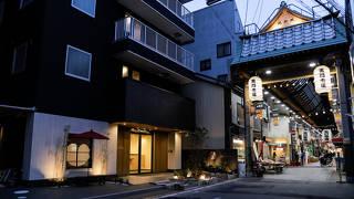 OYOホテル アシアート 難波