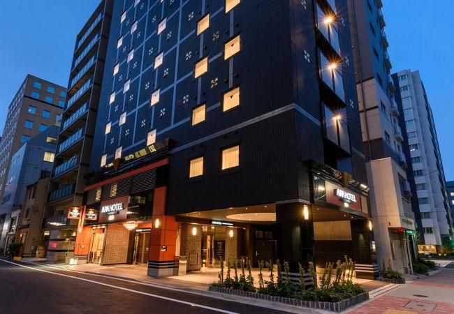 アパホテル<八丁堀 新富町> 写真
