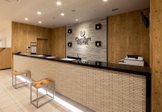 コンフォートホテル札幌すすきの 写真