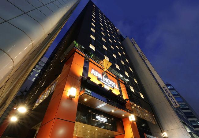 アパホテル<名古屋栄北> 写真