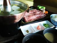 【女性限定】しゃぶしゃぶディナー&京会席ブッフェの朝食つき