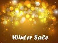 Winter Saleプラン12月1日~1月13日宿泊が対象