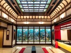 山科のホテル