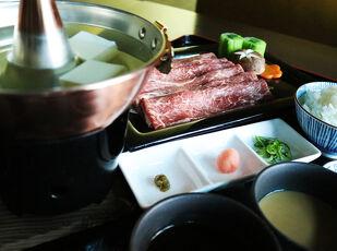 しゃぶしゃぶディナー&京会席の朝食ブッフェ<夕・朝2食付> 写真