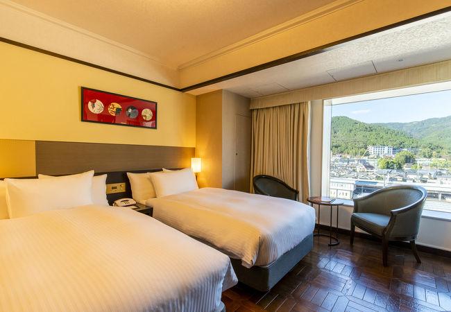 京都山科 ホテル山楽 写真
