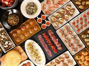 洋食料理ブッフェor京町家での和朝食付プラン 写真