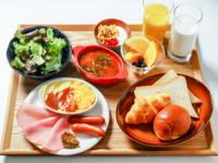 名古屋めしビュッフェをどうぞ!当館自慢の朝食付きプランです♪