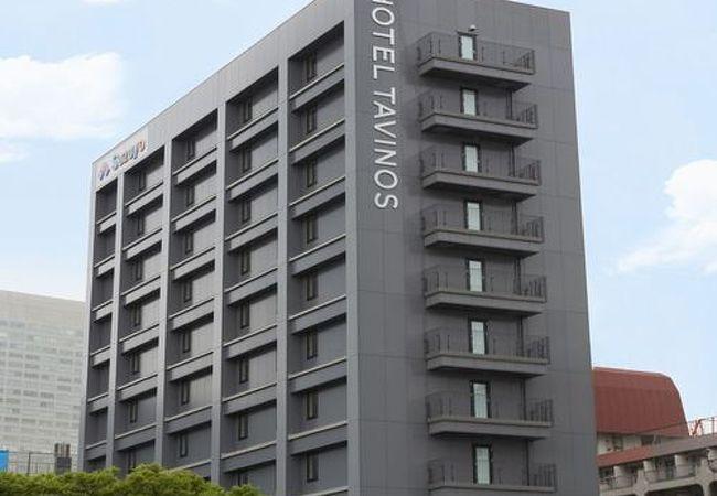 ホテル タビノス浜松町 写真