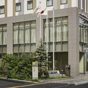 ホテルJALシティ札幌 中島公園