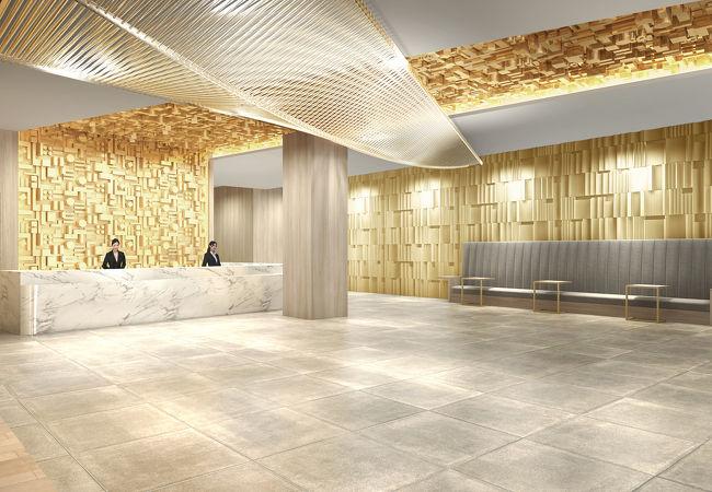 ホテルJALシティ東京 豊洲 写真