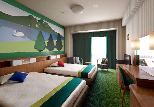 オリエンタルホテル ユニバーサル・シティ 写真