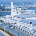 写真:アミティ舞洲(大阪市舞洲障がい者スポーツセンター)