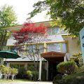 写真:旧軽井沢ホテル東雲