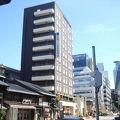 写真:名鉄イン名古屋桜通