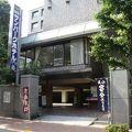 写真:新宿サンパークホテル