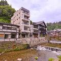 写真:銀山温泉 酒田屋