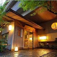 京都 嵐山温泉 渡月亭 写真