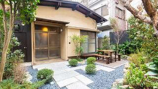 神楽坂レトロなホテル