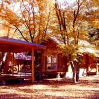 梅ヶ島温泉 貸別荘 金山温泉 ログハウス 写真