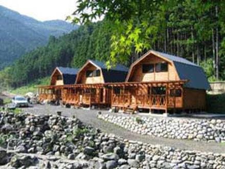円空の里 なごみ村キャンプ場 コテージ 写真