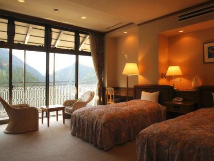 祖谷渓温泉 ホテル秘境の湯 写真