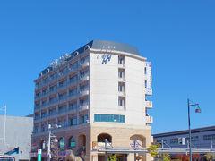 小松のホテル