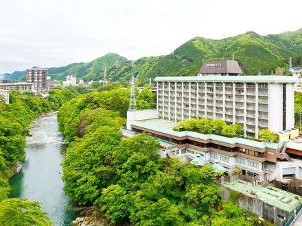 大江戸温泉物語 鬼怒川温泉 鬼怒川観光ホテル 写真