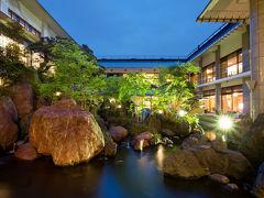 月岡温泉のホテル