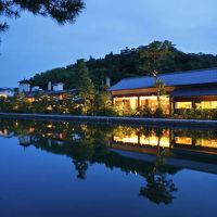 日本三景 天橋立 文珠荘 写真