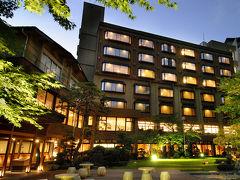 天童温泉のホテル