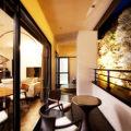 会津東山温泉 客室専用露天風呂付のスイートルーム はなれ 松島閣 写真