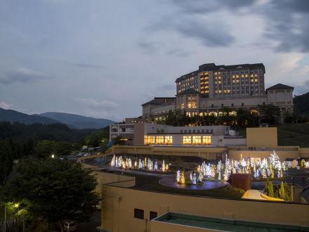 ホテル森の風鶯宿 写真