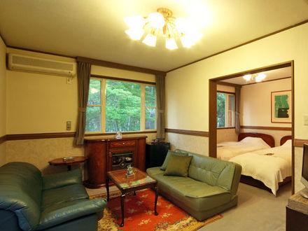 小さなホテル セラヴィ 露天風呂客室の宿 写真