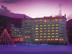 阿寒のホテル