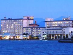 片山津温泉のホテル