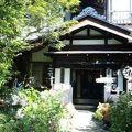 山楽荘 写真