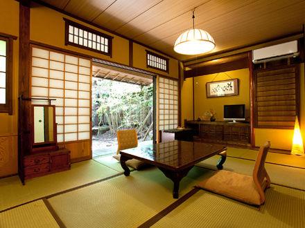 黒川温泉 いこい旅館 写真
