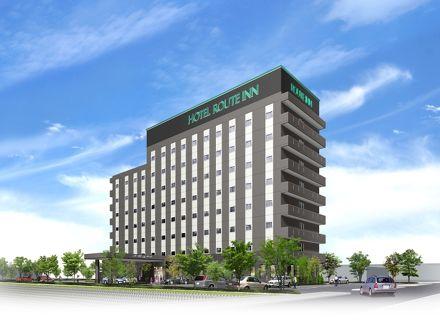 ホテルルートイン山梨中央 写真