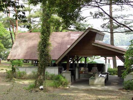 御池野鳥の森公園 御池キャンプ村 写真