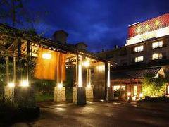 岩室温泉のホテル