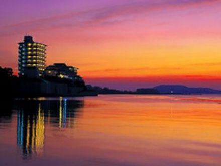 油谷湾温泉 ホテル楊貴館 写真
