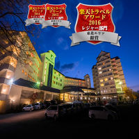 秋保温泉 秋保グランドホテル 写真
