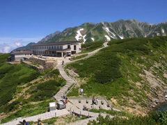 立山黒部のホテル
