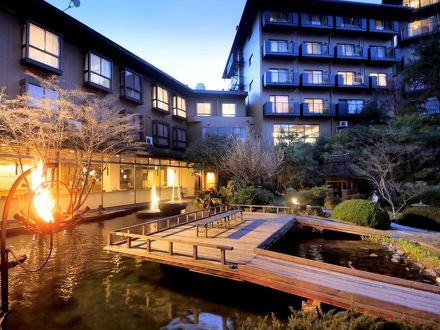 湯坂温泉郷 ホテル賀茂川荘 写真