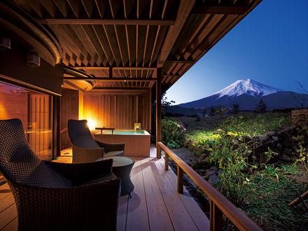 富士山温泉 別墅然然(べっしょ ささ) 写真