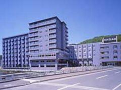 温根湯のホテル