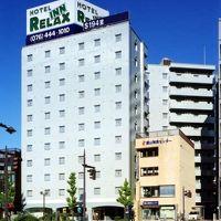 ホテルリラックスイン富山